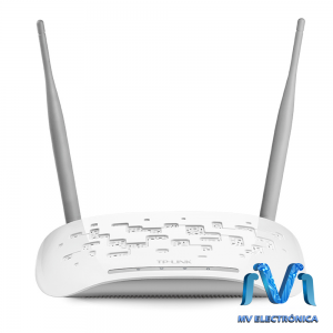 ACCESS POINT INALAMBRICO TP-LINK TL-WA801ND 300 MBPS 2 ANTENAS DESMONTABLES 5DBI