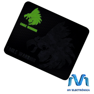 MOUSEPAD EWPAD-F3226 EAGLE WARRIOR, 320MM X 260MM X 3MM, ESPUMA DE CAUCHO